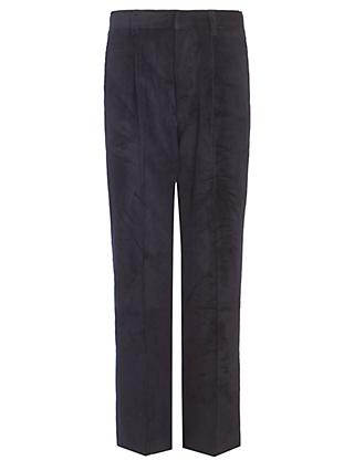 Cord Boys' Trousers, Navy