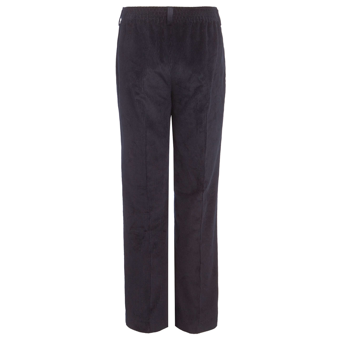 "BuyJohn Lewis Cord Boys' Trousers, Navy, W19"" Online at johnlewis.com"