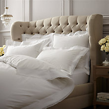Buy Peter Reed Nuns Pleating Cotton Bedding Online at johnlewis.com