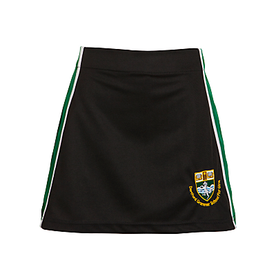 Product photo of Dartford grammar school for girls skort black green