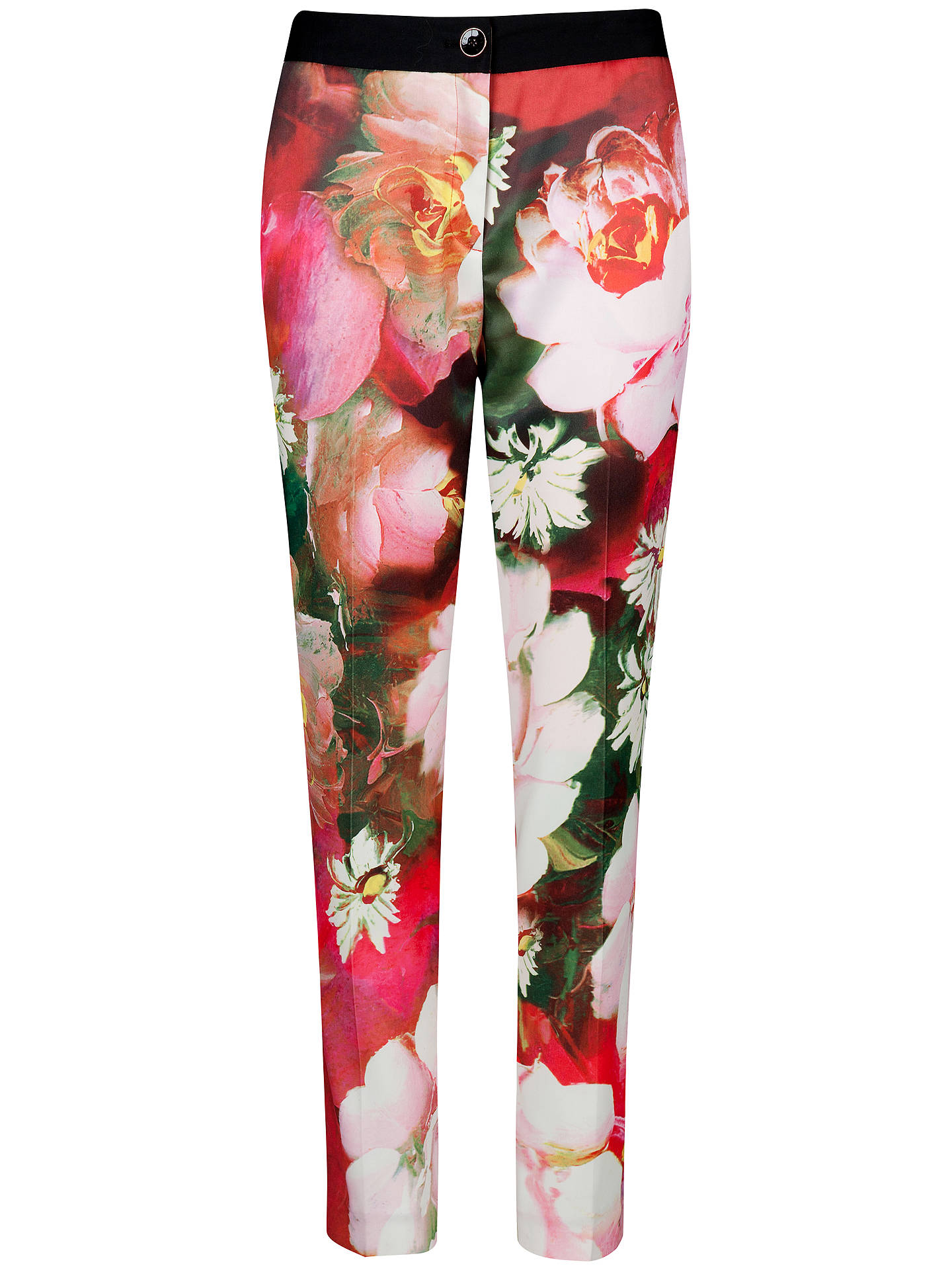 4c4fe0a9d061 Buy Ted Baker Tiina Rose Print Trousers