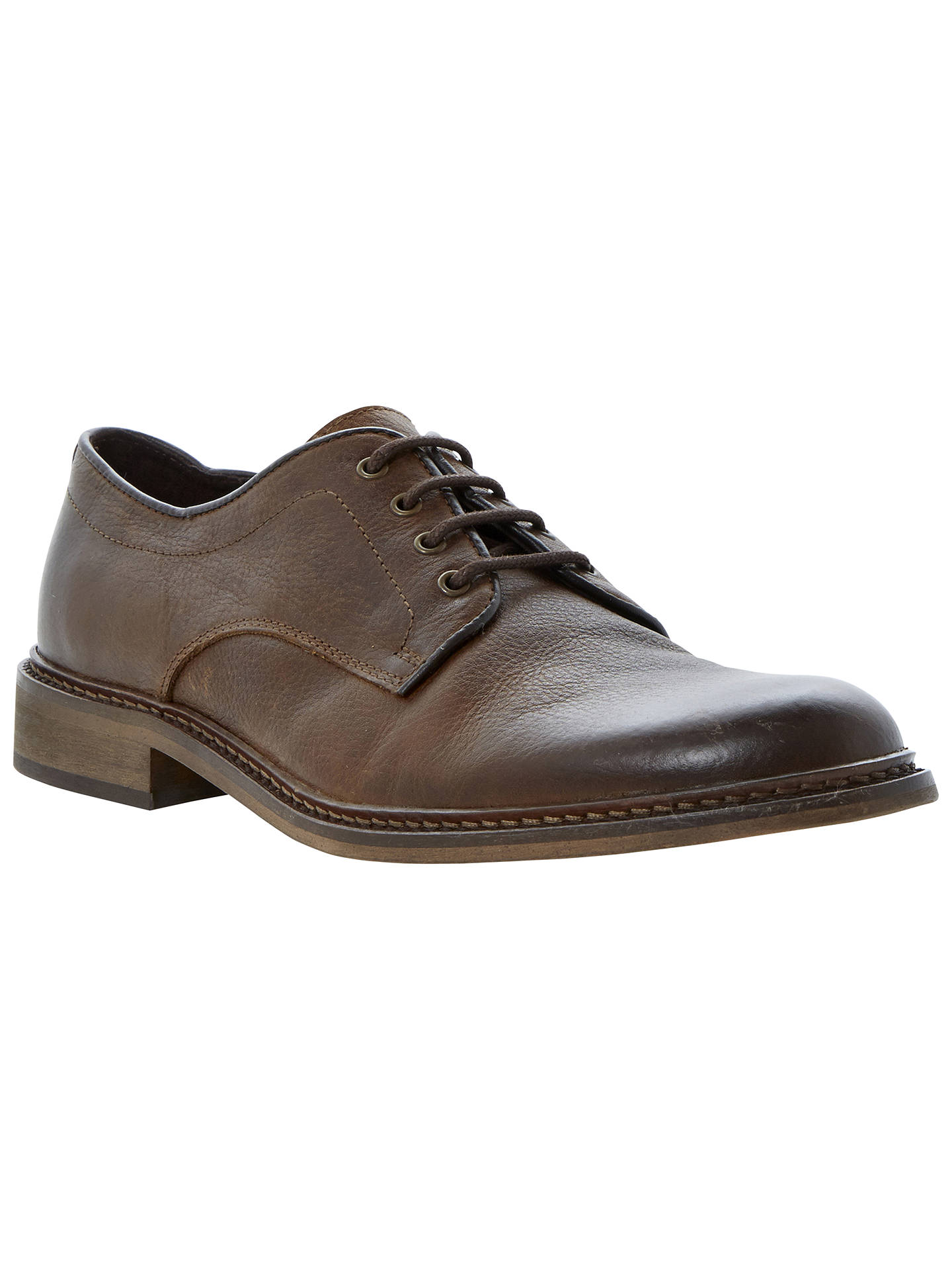 9976a81cd18 Bertie Brash Gibson Lace Up Shoes at John Lewis & Partners