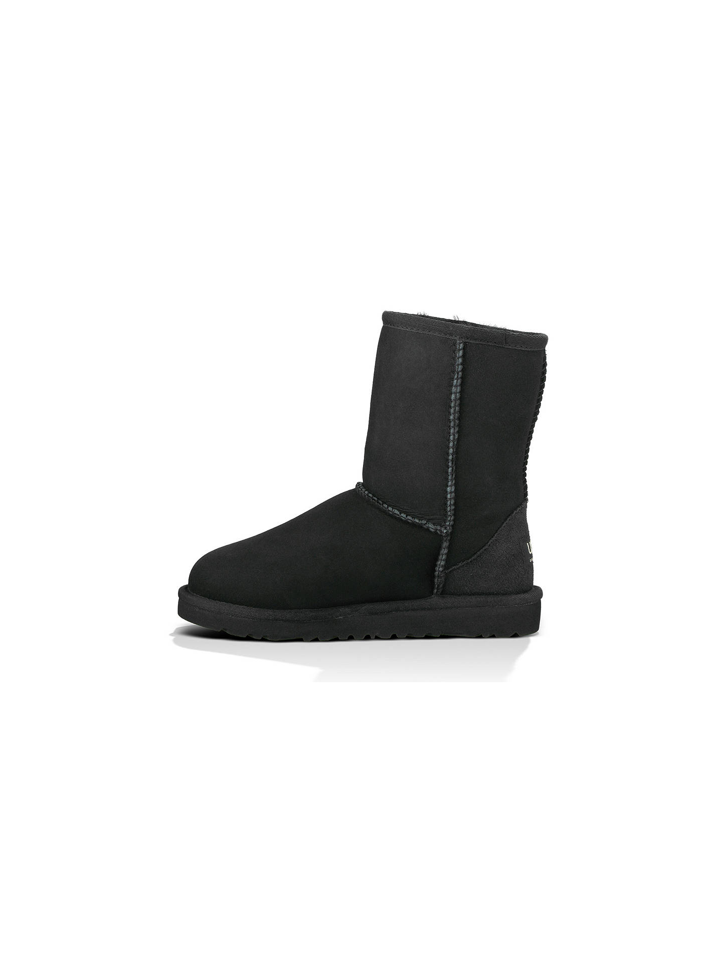 black childrens uggs