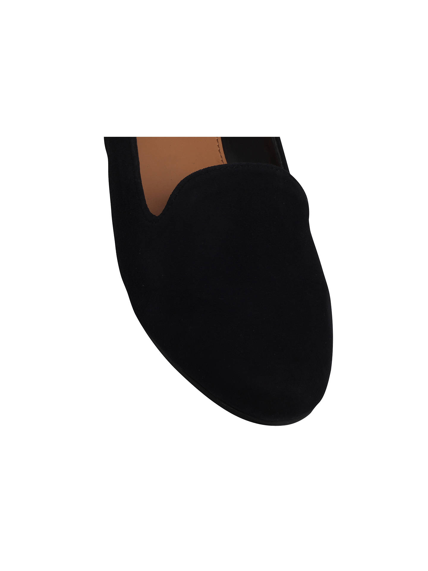 a99caf5b70b4c ... Buy Miss KG Nieve Slipper Shoes, Black, 3 Online at johnlewis.com