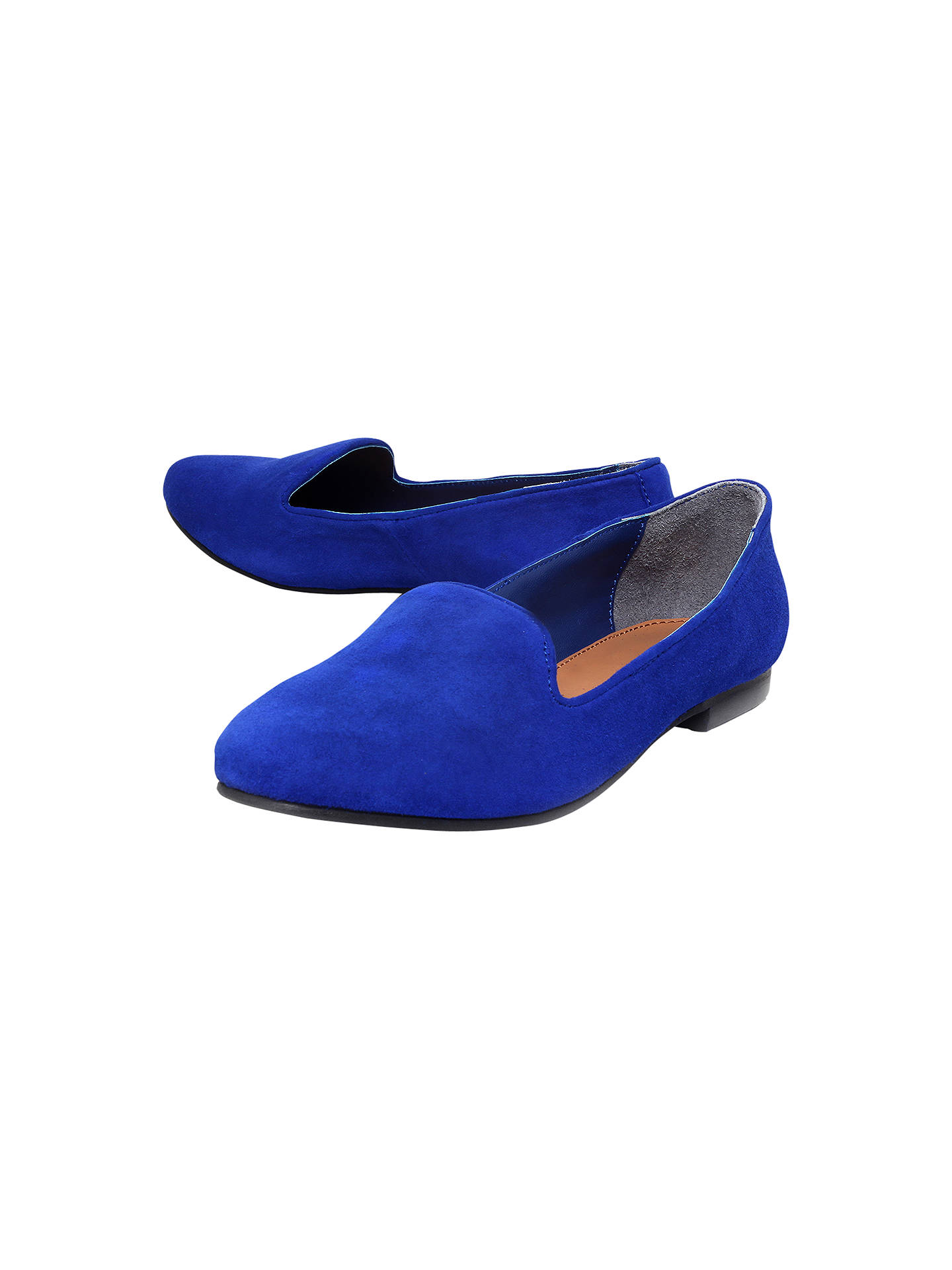 7ba7415a652af ... Buy Miss KG Nieve Slipper Shoes, Cobalt, 3 Online at johnlewis.com ...
