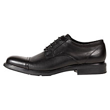 Buy Geox Dublin Toe Cap Derby Shoes Online at johnlewis.com