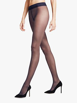 FALKE Pure Matte Summer Light 20 Denier Tights, Marine