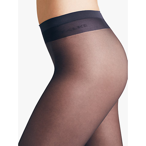 Buy Falke Pure Matte Summer Light 20 Denier Tights, Marine Online at johnlewis.com