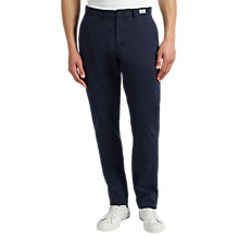 Buy Tommy Hilfiger Mercer Boston Chinos, Midnight Online at johnlewis.com