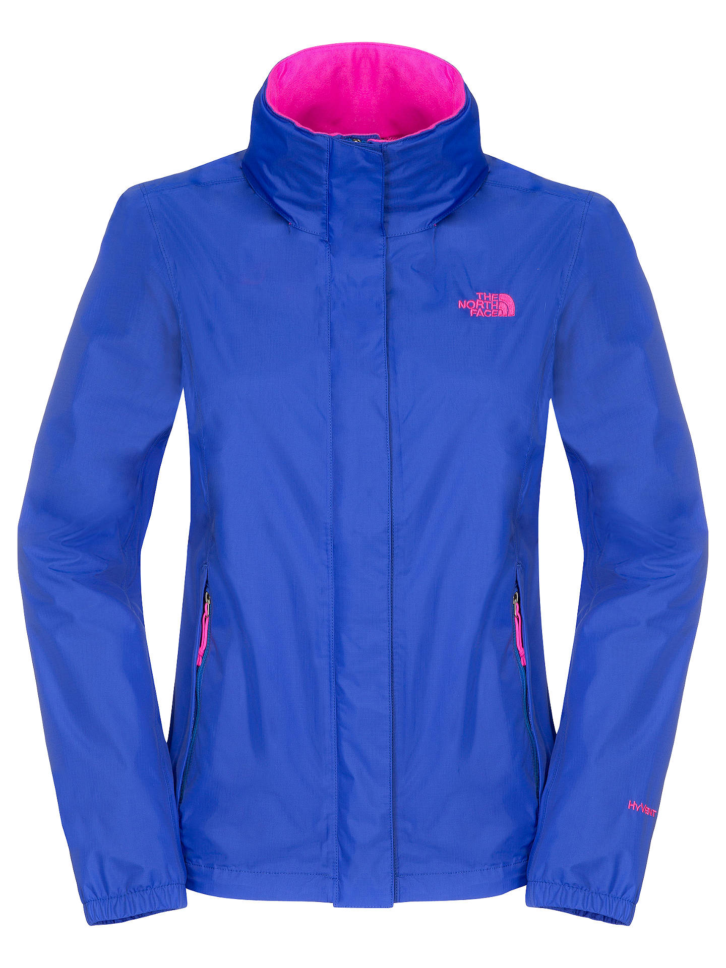 finest selection 3220c c8243 The North Face Women's Resolve Jacket, Marker Blue at John ...