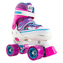 Buy SFR Miami Adjustable Quad Skates, Pink Online at johnlewis.com