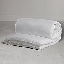 Buy John Lewis Soft and Washable Duvet, 10.5 Tog Online at johnlewis.com