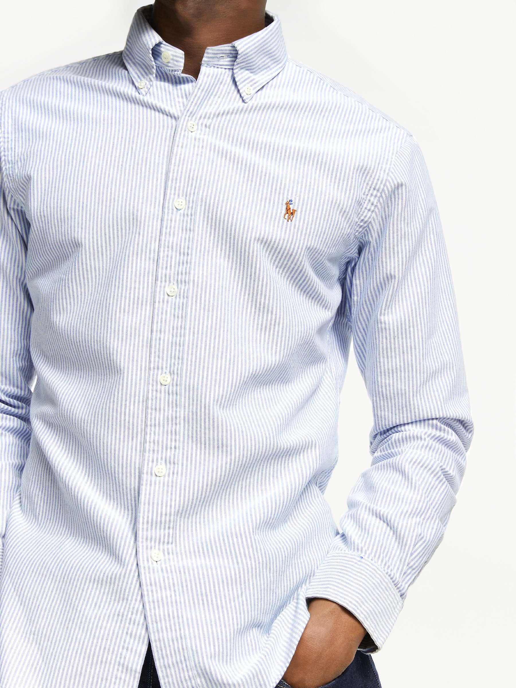 Ralph Lauren Oxford Shirt Slim Fit