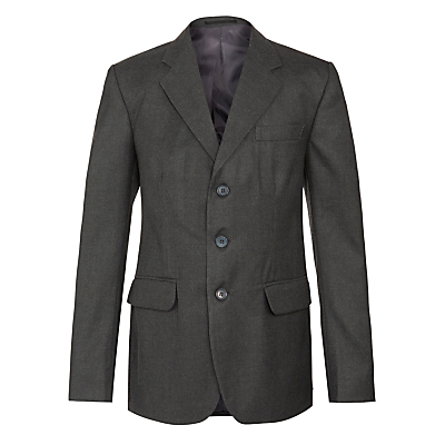Product photo of Reading school suit boys jacket grey