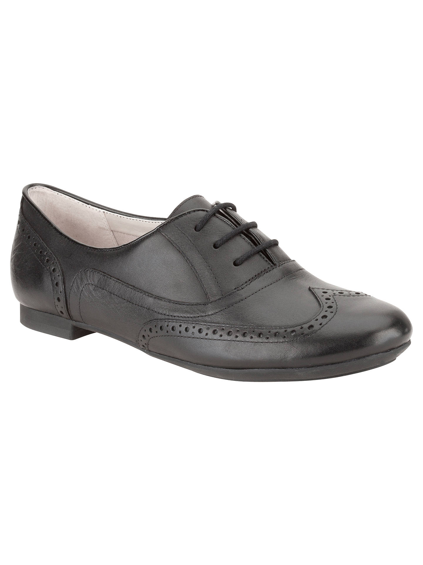 9c2a82aa942 Clarks Carousel Trick Lace-Up Leather Shoes