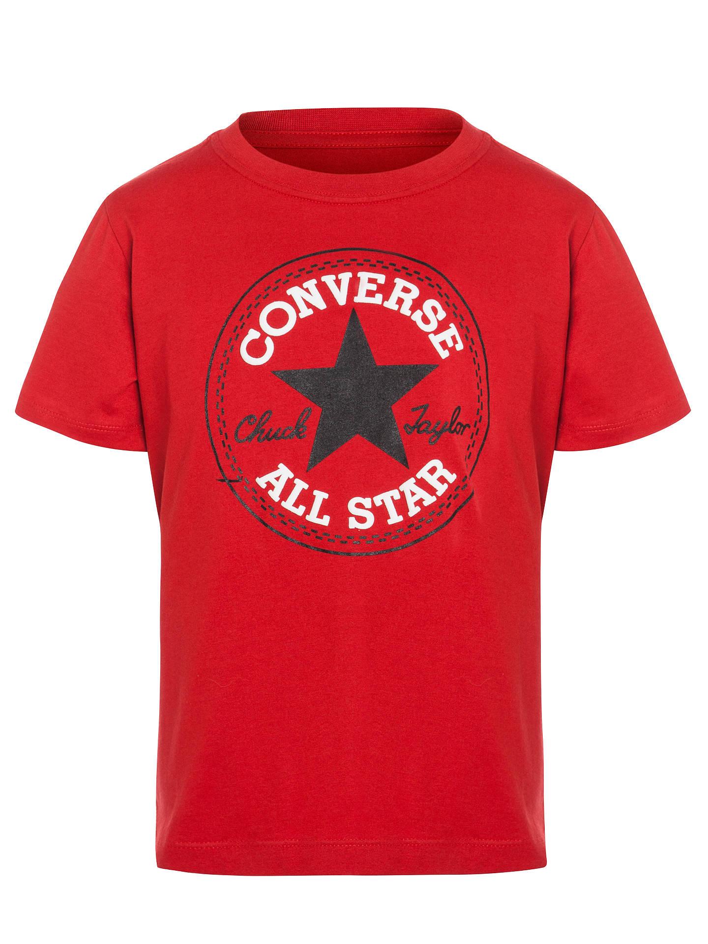 72349bbf254e Buy Converse Boys  Chuck Taylor Logo T-Shirt