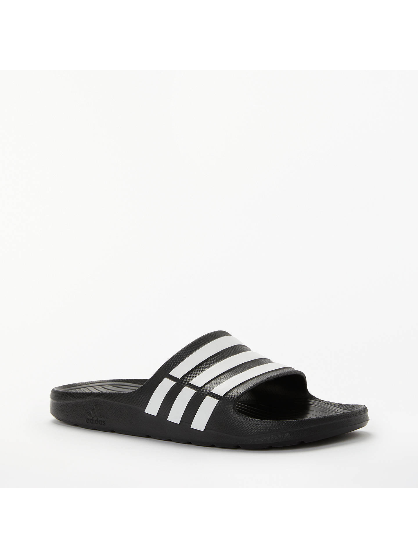 f5864011a adidas Duramo Slides Slippers at John Lewis   Partners
