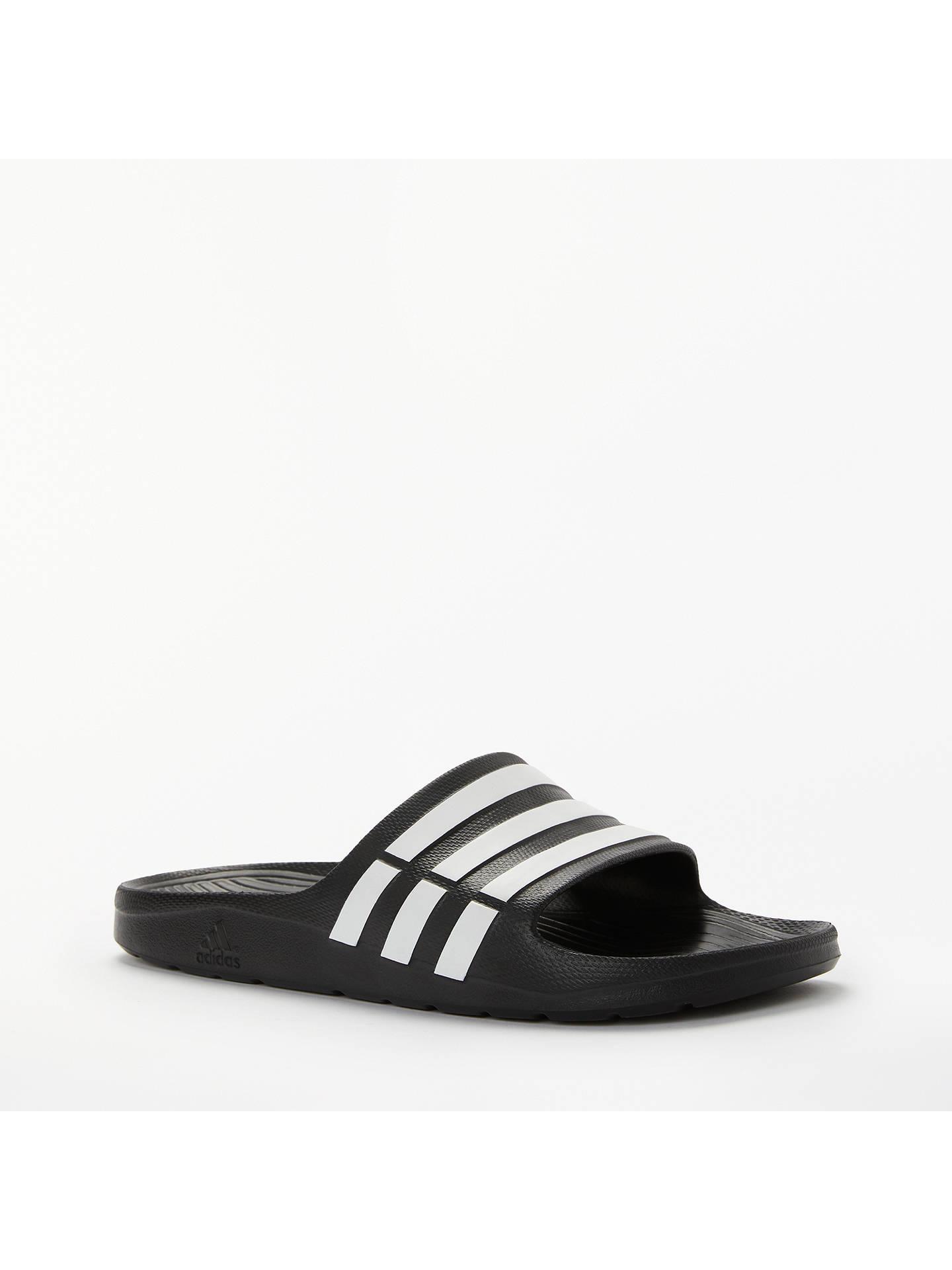 6a92aa0fd adidas Duramo Slides Slippers at John Lewis   Partners