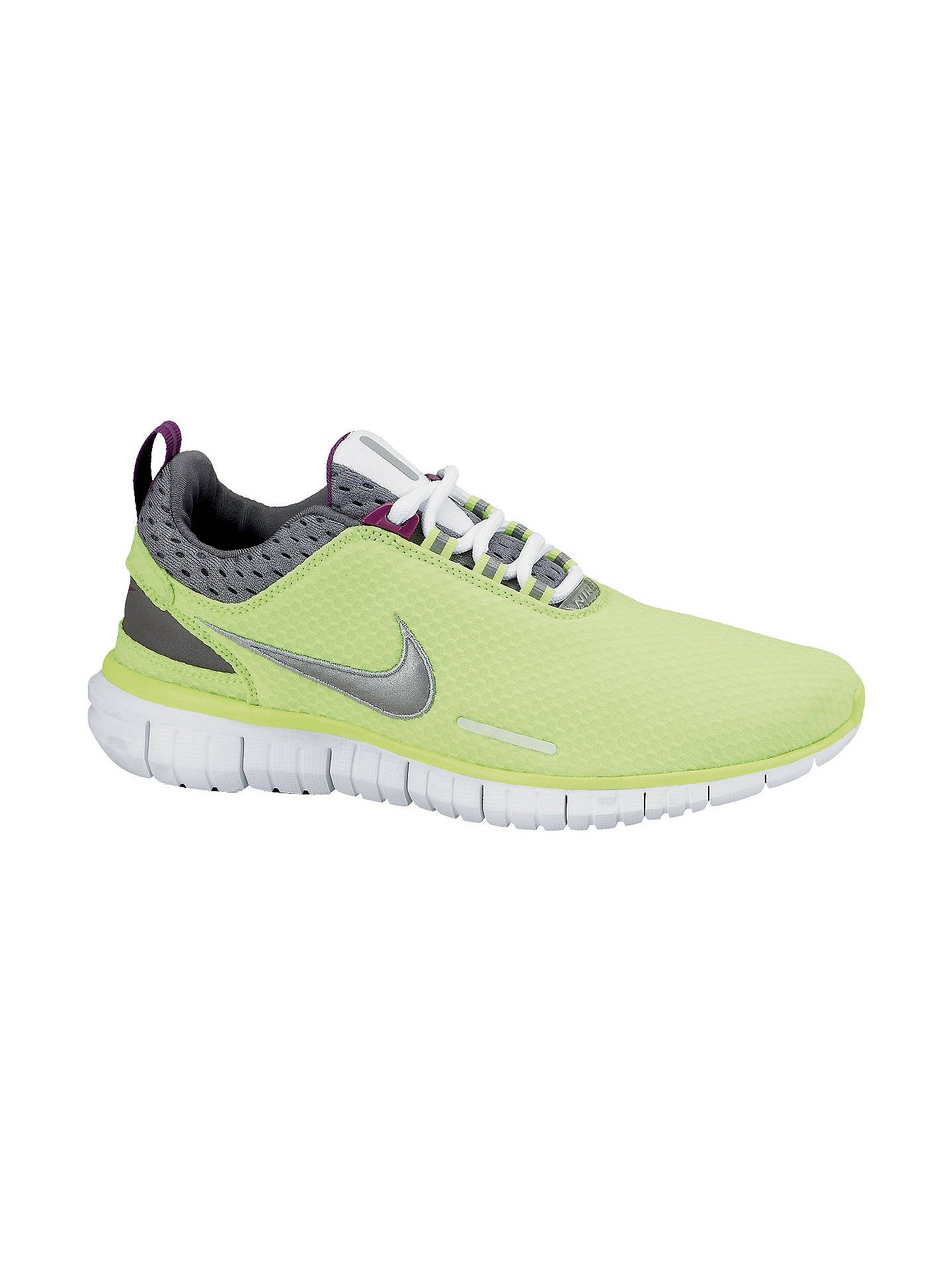 promo code 78f1a c4556 Buy Nike Free OG Breathe Women s Running Shoes, Yellow, 3 Online at  johnlewis.