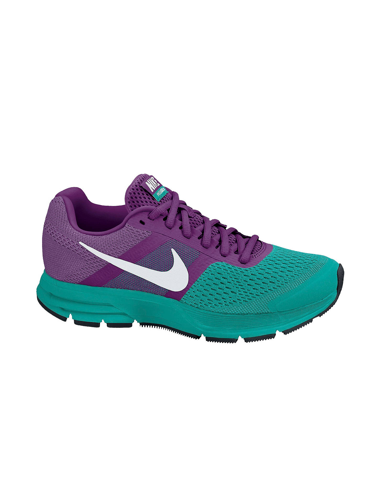 BuyNike Air Pegasus+ 30 Womens Running Shoes, Purple, 4 Online at  johnlewis.com