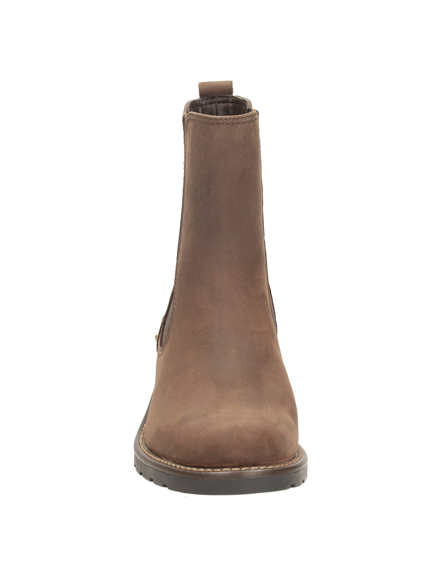 bbb2cb082a761 ... Buy Clarks Orinoco Club Leather Ankle Boots, Brown, 4 Online at  johnlewis.com ...