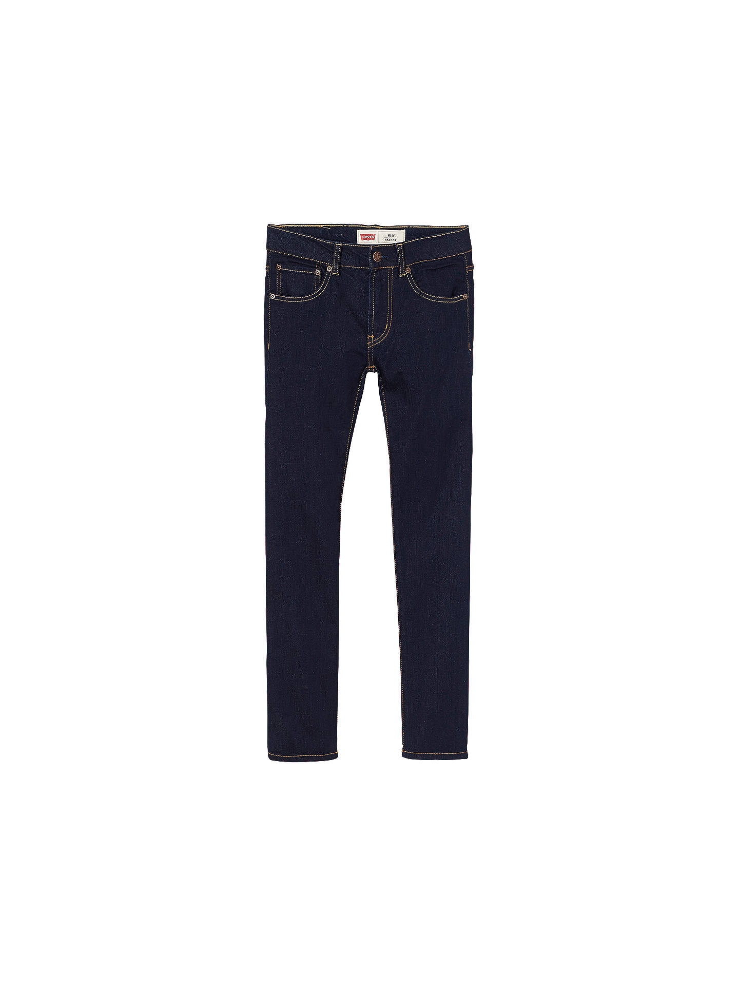 e7e6c027b Buy Levi's Boys' 510 Skinny Fit Denim Jeans, Indigo, 4 years Online at ...