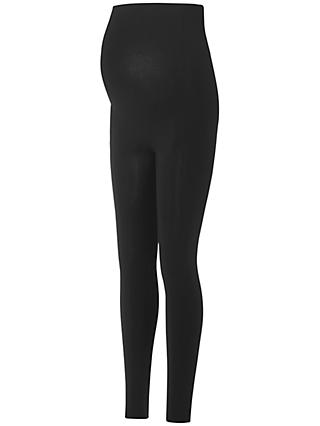 Séraphine Tammy Active Bamboo Maternity Leggings, Black