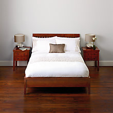 Buy John Lewis Elea Gold Bedding Online at johnlewis.com