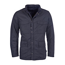 Buy Barbour Bedley Reversible Jacket, Navy Online at johnlewis.com