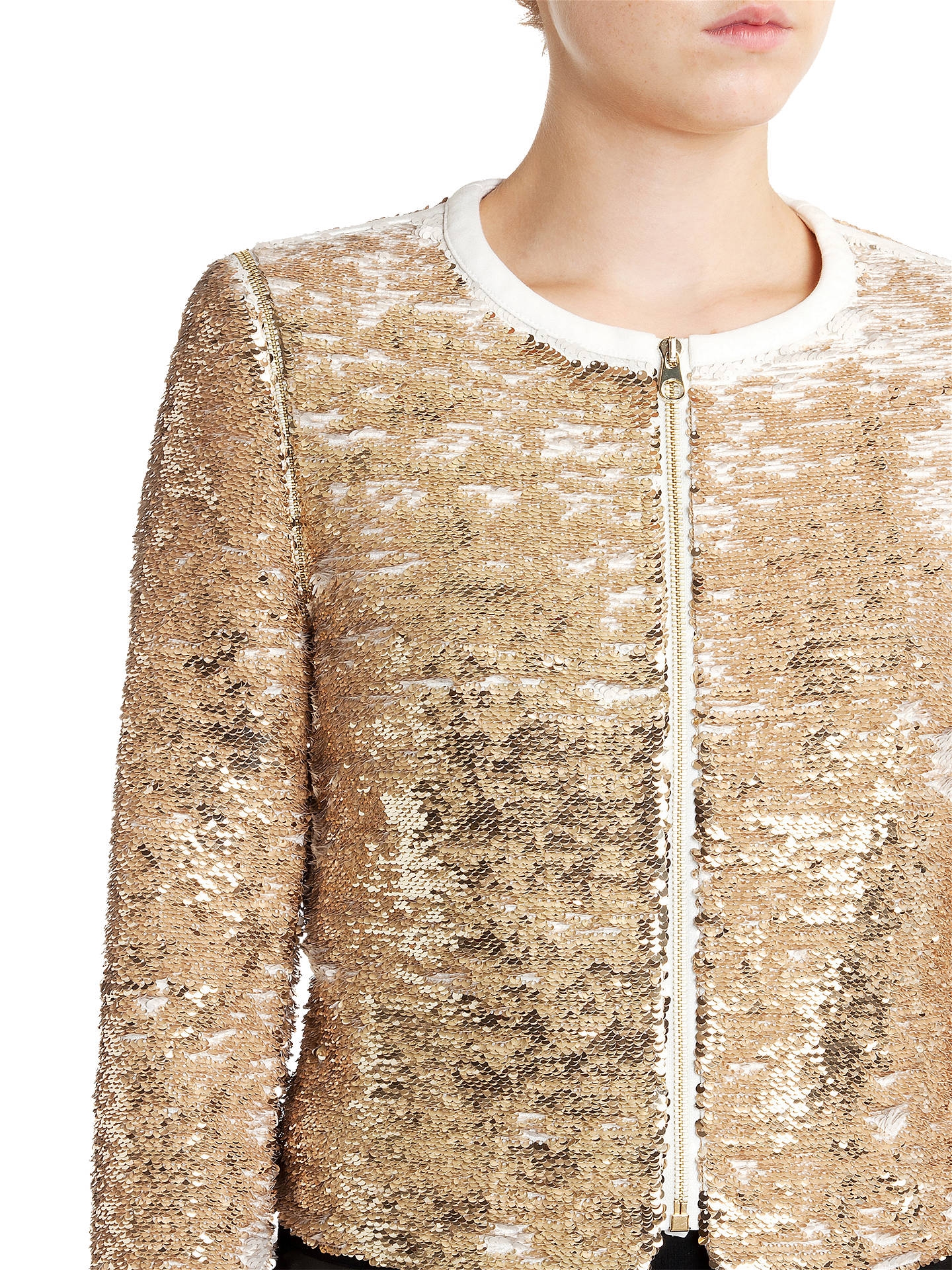 2c73c8981c337c ... Buy Ted Baker Blubele Sequin Jacket