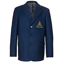 Buy Sherrardswood School Blazer, Blue Online at johnlewis.com