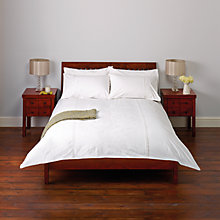 Buy John Lewis Tilly Flower Embroidered Duvet Cover and Pillowcase Set Online at johnlewis.com