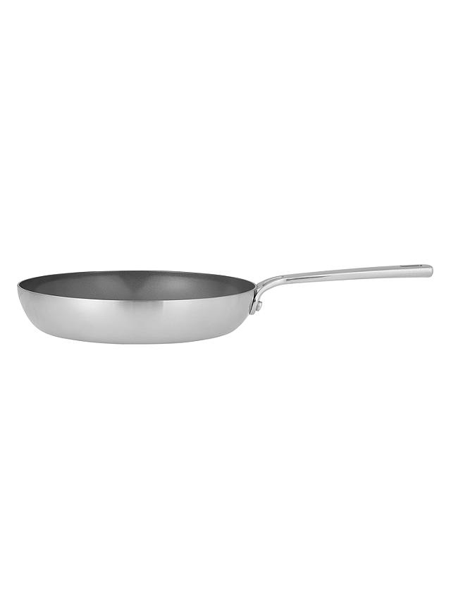 Buy John Lewis & Partners 5-Ply Thermacore Non-Stick Frying Pan, Dia.28cm Online at johnlewis.com