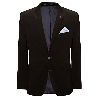 John Lewis Corduroy Tailored Blazer