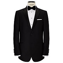 Buy John Lewis Notch Lapel Dinner Jacket, Black Online at johnlewis.com