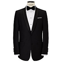 Buy John Lewis Shawl Lapel Dress Suit Jacket, Black Online at johnlewis.com