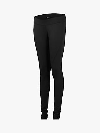 Isabella Oliver Essential Maternity Treggings, Black