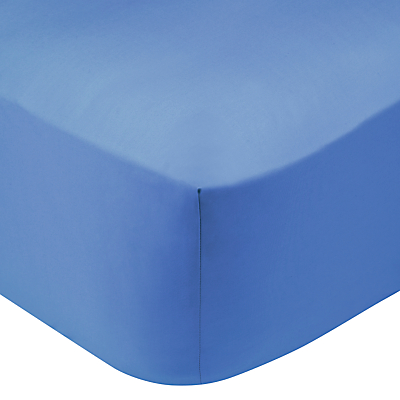 John Lewis 200 Thread Count Egyptian Cotton Standard Fitted Sheet