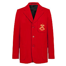 Buy St Peter & St Paul School Blazer, Red Online at johnlewis.com