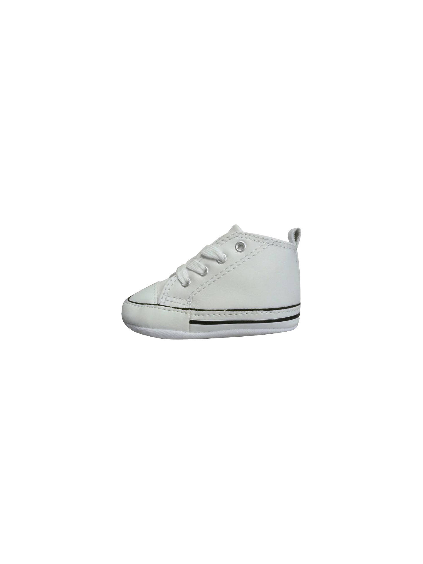 2727b2d36a Converse Children s First Star Trainers at John Lewis   Partners