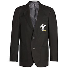 Buy John Hampden Grammar School Boys' Blazer, Black Online at johnlewis.com
