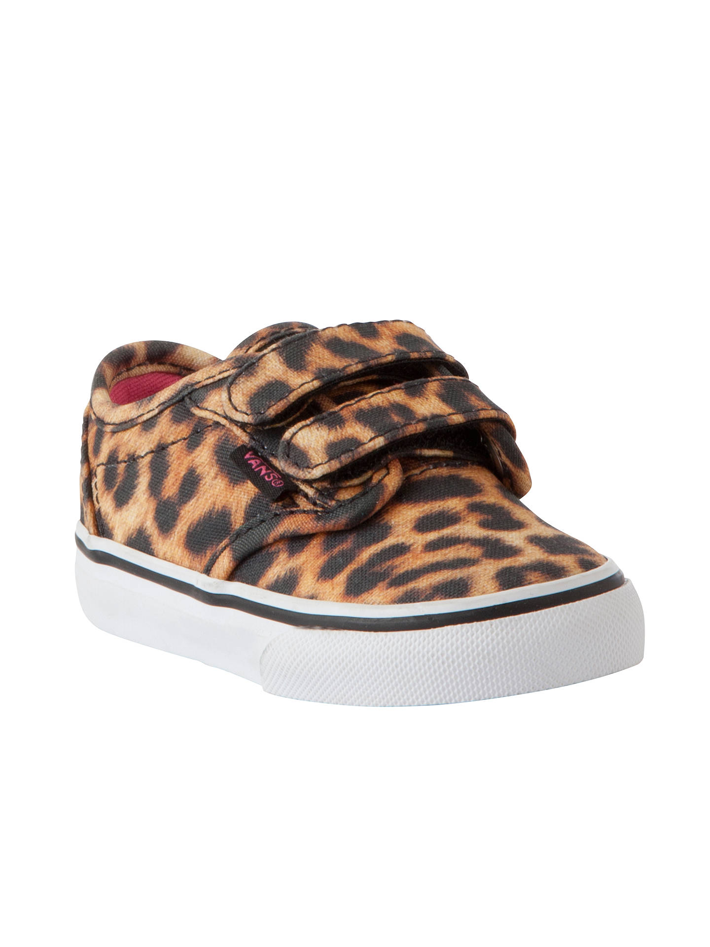 be0f74037a Buy Vans Childrens  Atwood Cheetah Trainers