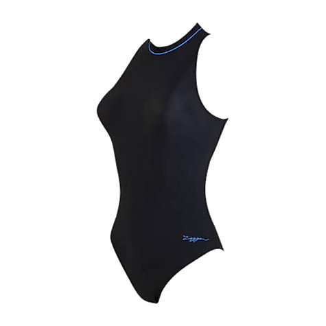 Buy Zoggs Cabarita Zip High Neck Swimsuit Online at johnlewis.com