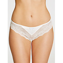 Buy COLLECTION by John Lewis Lana Bridal Briefs, Ivory Online at johnlewis.com