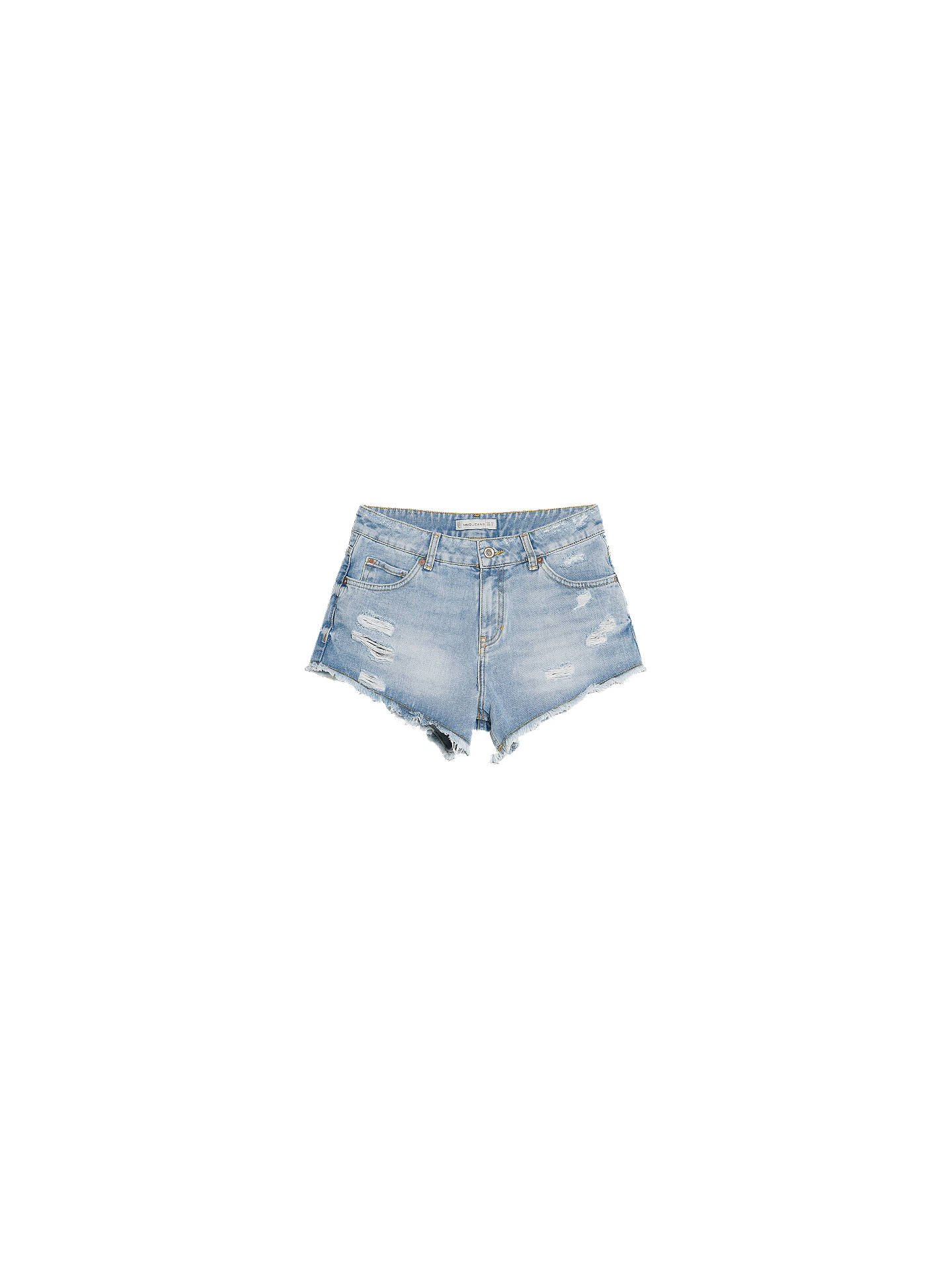 0518b37804d1 BuyMango Denim Shorts