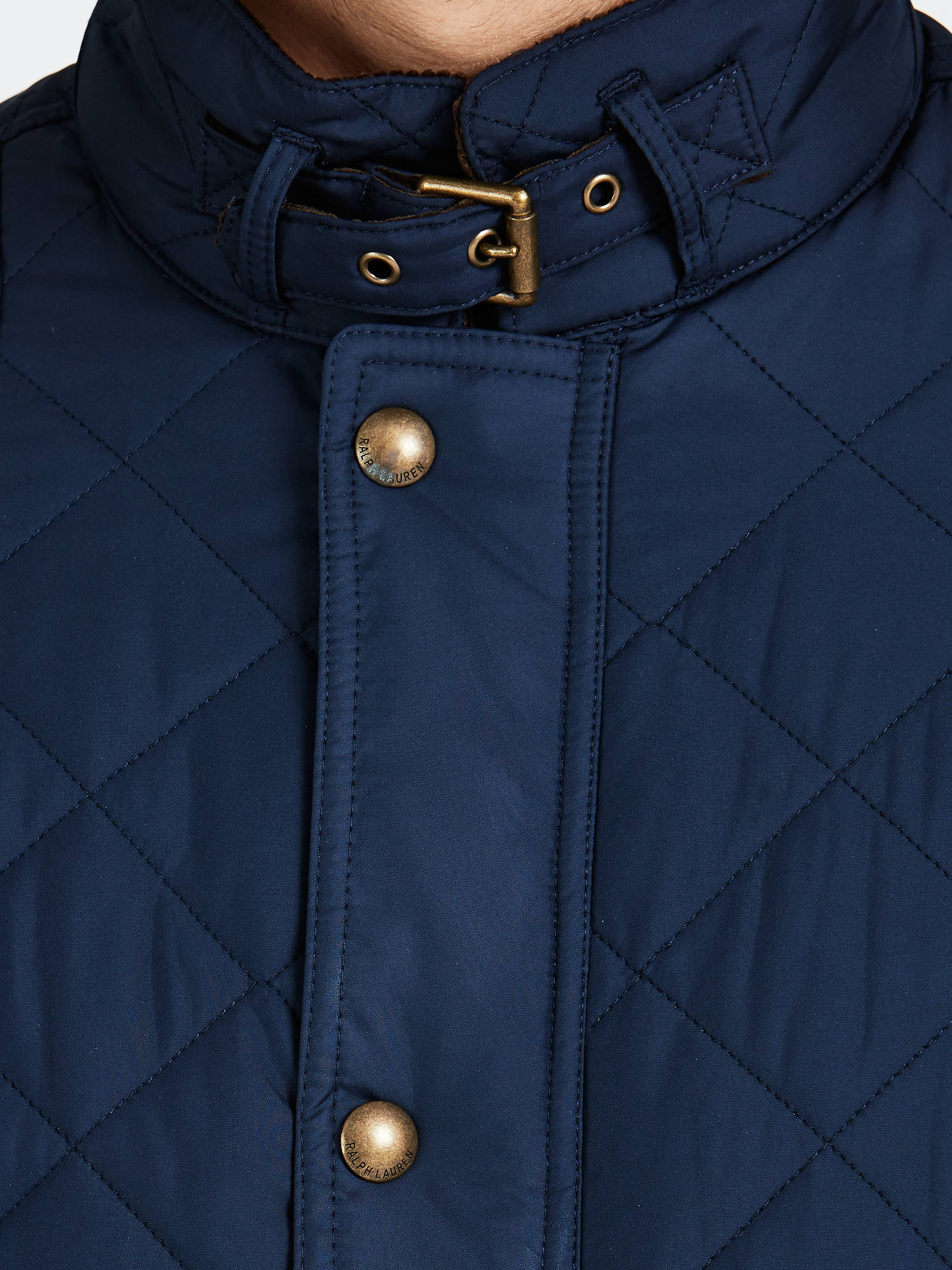 Bomber Cadwell Lauren At Lewisamp; Ralph Jacket Partners Quilted John Polo 1cFuT5J3lK
