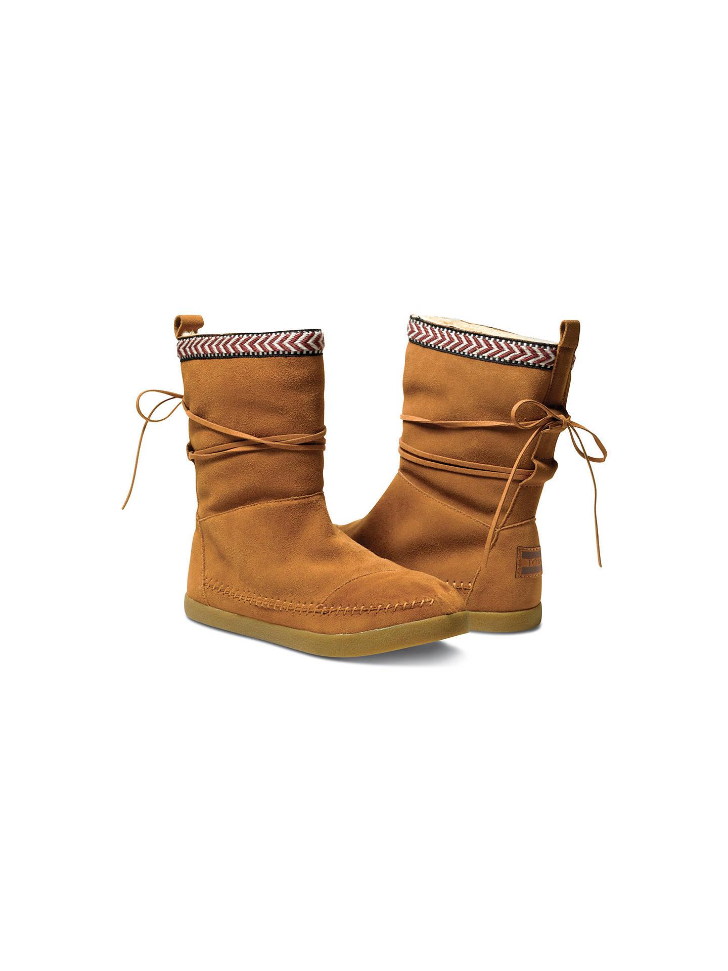 c7879abaf1b ... BuyTOMS Nepal Suede Trim Boots