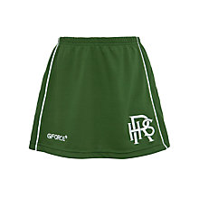 Buy Redland High School Girls' Skort, Bottle Green Online at johnlewis.com