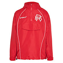 Buy Redland High School Smock Jacket, Red Online at johnlewis.com