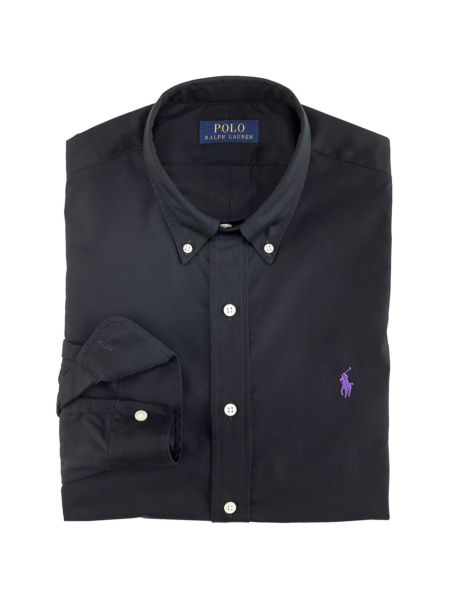 21e0d43e47 Polo Ralph Lauren Slim Fit Poplin Shirt